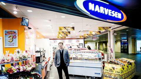 Narvesen og 7-eleven er blant kioskene som stenger smågodthyllene.