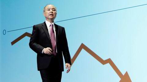 Masayoshi Son har store vyer for Softbank. – Det skal overleve de neste 300 årene, sier grunnleggeren.