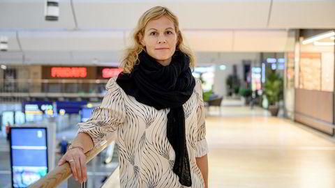 Jens Ulltveit-Moes høyre hånd og ansvarlig for restaurantene Tina Stiegler hadde jobbet med å rydde opp i et halvt år da koronakrisen traff.