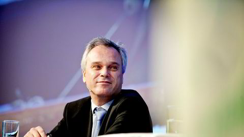 Kristian Falnes traff godt med sine norske aksjer i fjor. Foto: