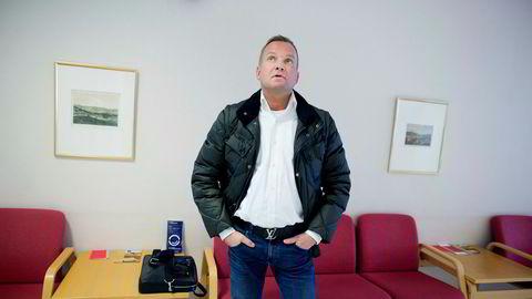 Dag Høili er hovedaksjonær i selskapet The Moon som fra 2013 til nå har gått med et samlet underskudd før skatt på 30 millioner kroner.