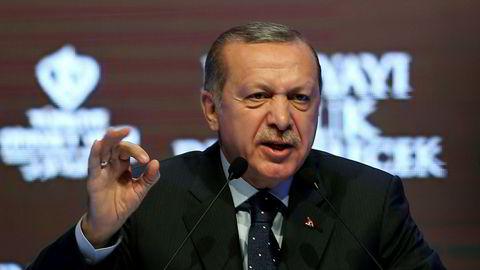 Tyrkias president Recep Tayyip Erdogan har langet ut mot flere europeiske land de siste dagene, først og fremst Nederland og Tyskland.