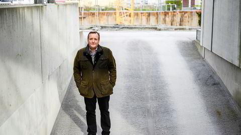 Norwegian Crystals Gøran Bye kontrollerer 22 prosent av aksjene i selskapene sammen med økonomidirektør.