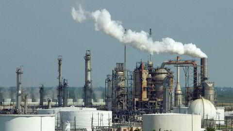 De amerikanske oljelagrene økte i uken frem til 16. desember, ifølge EIA.