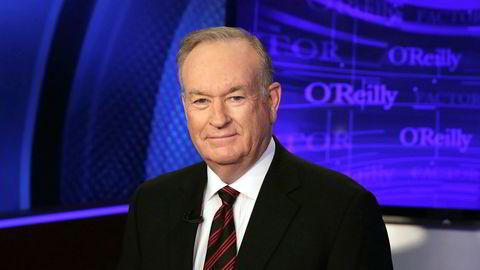 Bill O'Reilly og Fox News har hisset på seg Russlands president Vladimir Putin.