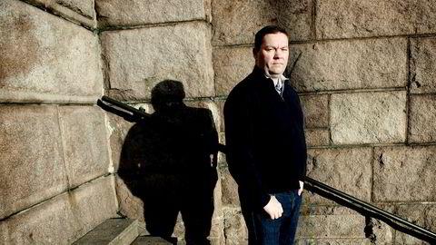 Passord- og sikkerhetsekspert Per Thorsheim mener Dagbladets påloggingsløsning er for svak dersom det stemmer at de kan logge på med private Google-kontoer.