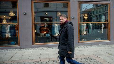 Ivar Horneland Kristensen, administrerende direktør i hovedorganisasjonen Virke, sier nei til obligatorisk koronatesting