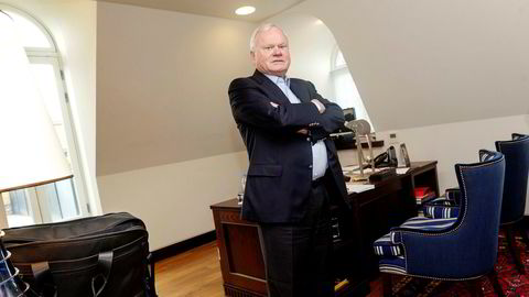 Dersom John Fredriksen og Seadrill skulle gå dukken, plasserer det selskapet på 31. plass over historiens største konkurser.