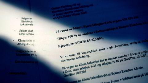 Dette dokumentet fikk ikke Oslo-politikerene se før de vedtok et kjøp av en bygård i Oslo.