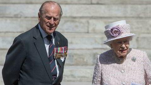 Prins Phillip og dronning Elizabeth II.I 2009 ble prinsen den lengstsittende gemalen, fyrstelig ektemannen, i britisk kongehistorie.