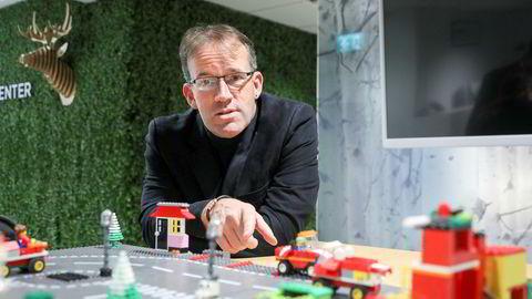 John N. Stewart, Security & Trust Officer i Cisco har vært i Norge for å få med seg myndigheter og næringsliv i en global dugnad mot datakriminalitet.