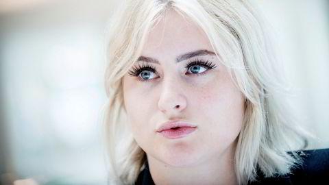 Ferd-arving Katharina Gamlemshaug Andresen hadde planlagt å selge leiligheten i Bygdøy allé etter et år.