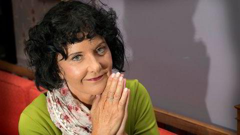 Forfatter Unni Lindell er festivalforfatter under årets Krimfestival i Oslo.