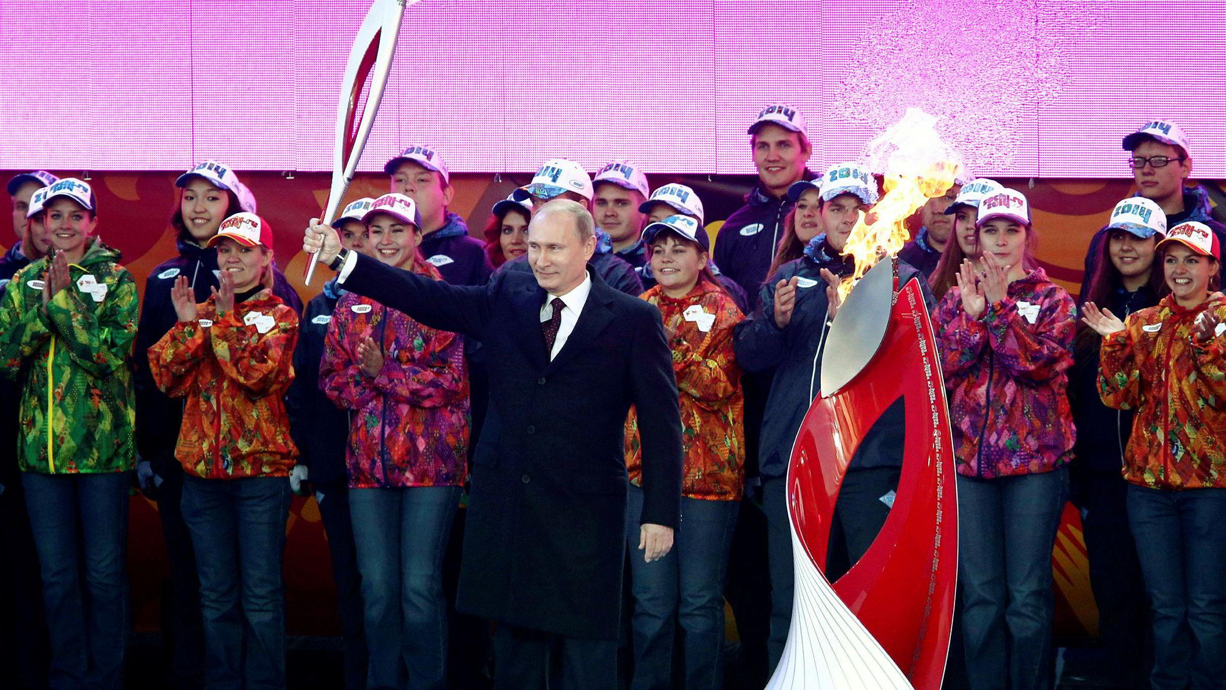 Sotsji-OL i 2014 var president Vladimir Putins store prestisjeprosjekt. Men det markerte også begynnelsen på historiens største dopingskandale.