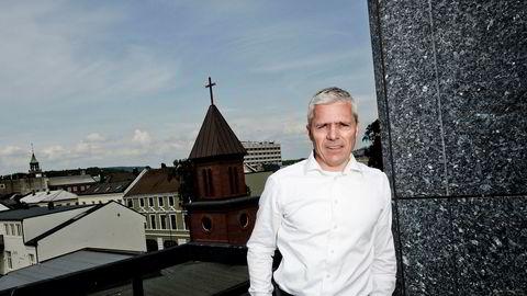 Rasmussengruppen har mer enn doblet pengene i mobilselskapet AINMT/Ice. Administrerende direktør Dag Rasmussen tror det kan bli mye mer.