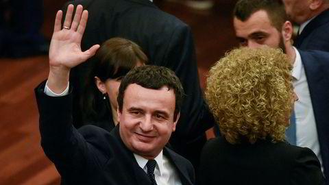 Etter nesten fire måneder med politiske samtaler har Kosovo fått en ny koalisjonsregjering med den tidligere aktivisten Albin Kurti som ny statsminister.
