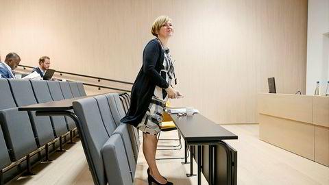 SSB-sjef Christine Meyer har skrevet et prinsippforslag om organiseringen av SSBs forskningsavdeling.