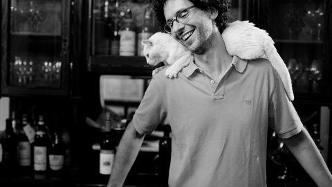 Augusto Cappellano fra Piemonte kan prise seg lykkelig over å ha levert strålende viner atter en gang.