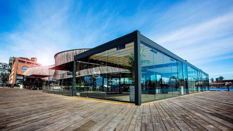 Facebook har invitert en rekke eksperter på sosiale medier til restauranten Ling Ling på Aker Brygge.