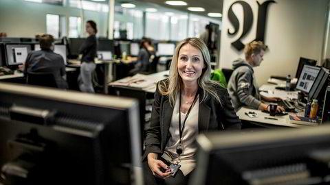 Etter 19 år i avisen rykket Kirsti Husby nylig opp til å bli sjefredaktør i Adressa da Tor Olav Mørseth fikk ny jobb i Digital Norway.