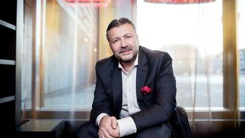 En sommerjobb som byssegutt fikk administrerende direktør Svein Arild Steen-Mevold i Scandic Norge til å velge kokkeyrket og hotellbransjen fremfor akademisk utdannelse.