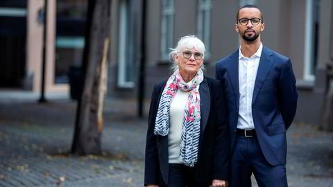 Heidi Bache-Wiig og Afi Boon jobber i advokatfirmaet Andersen Bache-Wiig i Oslo der de til sammen 15 advokatene behersker 14 ulike språk. – Et stort mangfold blant de ansatte har alltid falt oss veldig naturlig, sier seniorpartner Bache-Wiig.