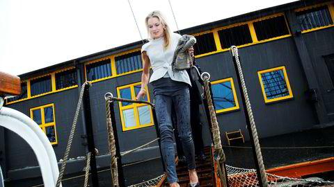 Celina Midelfart eier Midelfart Holdingsammen søsteren Hermine. Ifjor tjente selskapet nesten 75 millioner kroner.
