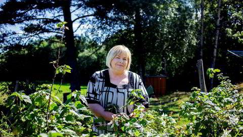 Elin Floberghagen har plan B klar om hun skulle miste jobben. Da åpner hun hundehotell i skogen utenfor Ski.