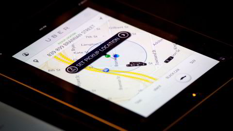 Uber tiltalt av Københavns politi etter fellende dom mot to sjåfører.