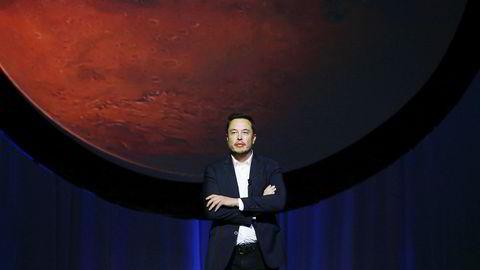 Teslas toppsjef Elon Musk lover å løse energikrisen i Australia på 100 dager.