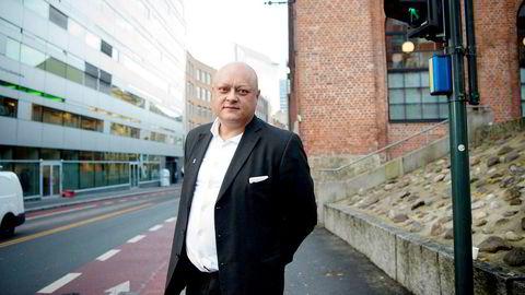 Jorge Jensen, fagdirektør for finans i Forbrukerrådet, mener Finanstilsynet har vært for tålmodige med norske fondstilbydere.