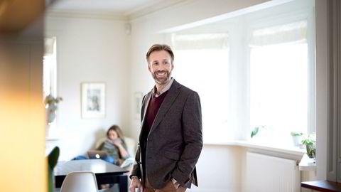 Thomas Giertsen seksdoblet resultatene i Egeberg holding i fjor, og fikk godt betalt for aksjene i produksjonsselskapet Feelgood.