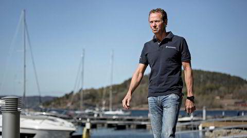 Eiendomsinvestor Ivar Tollefsen.