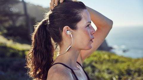 Fitbit lanserer i høst sine første ørepropper for trening.
