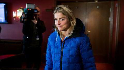 Påtalenemnda i NIF har innstilt på 14 måneders utestengelse av Therese Johaug. Foto: Berit Roald/NTB Scanpix