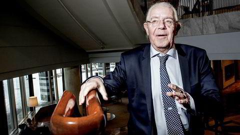 Kristoffer Stensrud er en av gründerne bak Skagenfondene, og har vært involvert i forvaltningen av flaggskipsfondet Kon-Tiki i en årrekke.