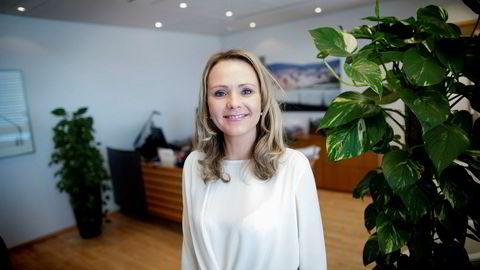Kulturminister Linda Cathrine Hofstad Helleland sier juleforestillingen til sønnens tredjeklasse var denne ukens kulturelle høydepunkt.