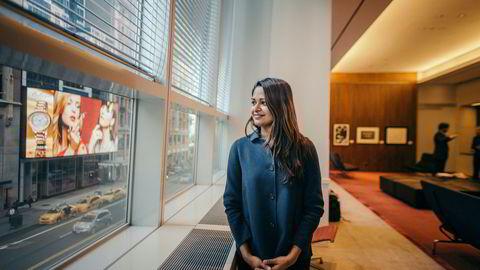 Sjefstrateg Savita Subramanian i Bank of America Merrill Lynch ser klare tegn til økt optimisme på Wall Street.