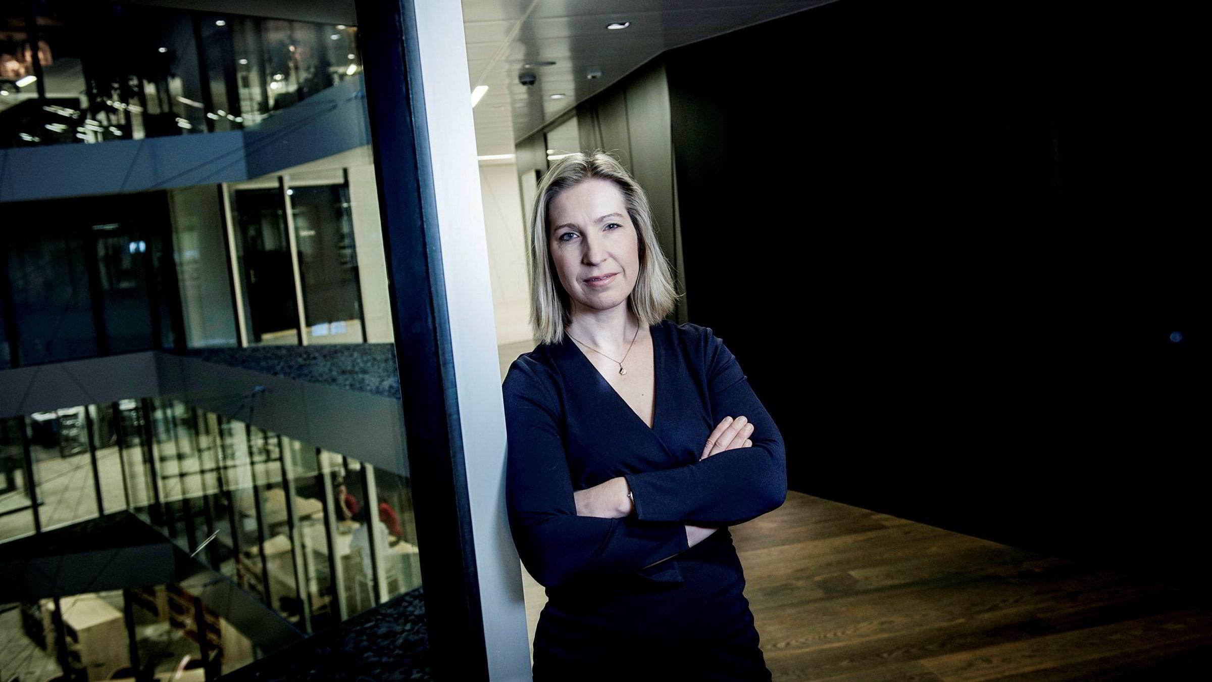Christel Søreide er en av to partnere som er tatt opp hos advokatfirmaet Wiersholm.