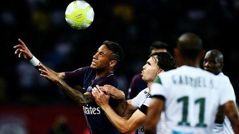 Neymar har byttet ut Barcelona med den franske hovedstaden i sommer. Overgangen er den dyreste noensinne.