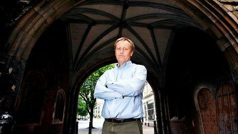 Tidligere stjerneanalytiker Mads Asprem og hans selskap har havnet i konflikt med investor Edvin Austbø og Nordic Property Holding om 13,8 millioner kroner. Bildet er tatt i 2010.