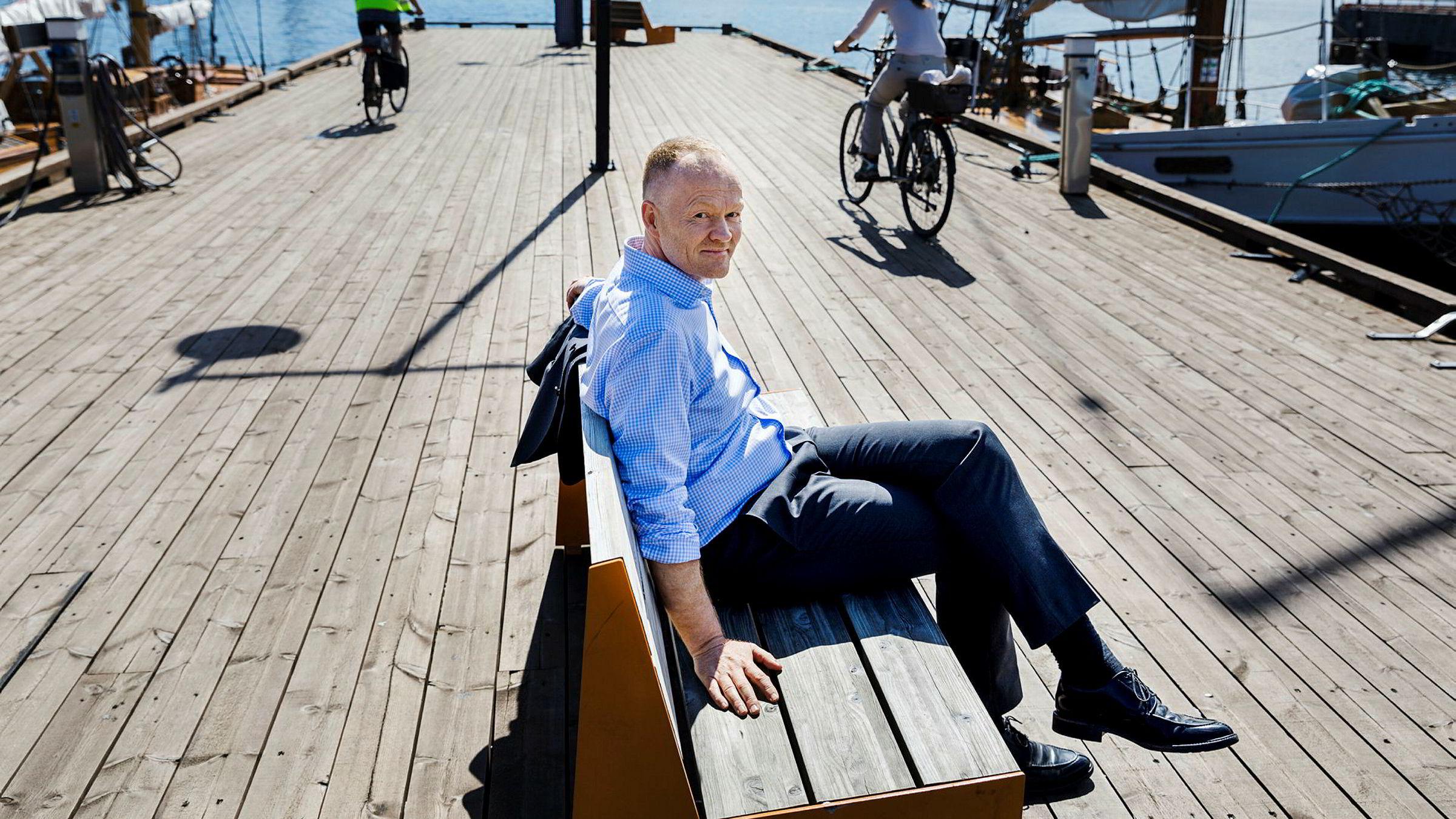 – Den store driveren i dette markedet er at folk blir rikere og får mer tid, sier Arne Handeland i Verdane, som tar kontrollen i Mustad.