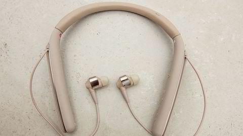 Sony WI-1000 X setter en ny standard for øreplugger med støydemping.