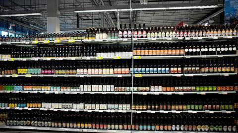 Får byrådet det som de vil, blir det tre timer lengre ølsalg i butikkene på helligdager.