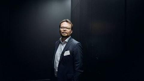 Konsernsjef i Kid, Anders Fjeld, la onsdag frem resultater for tredje kvartal. Det viste et resultatfall for interiørkjeden.