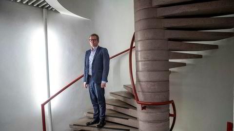 Administrerende direktør i Innovasjon Norge, Håkon Haugli, ønsker å overta utdelingen av penger til kommersialisering av forskning.