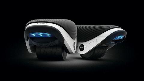 Ståhjulingen Segway tok aldri av. Nå er merket er tilbake med elektriske sparkesykler og selvbalanserende rulleskøyter. -