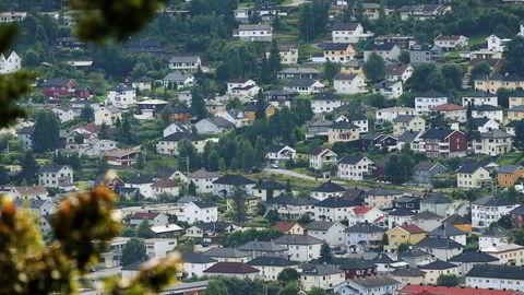 Det meldes om kupping og høye salgspriser i boligmarkedet i Drammen, ifølge administrerende direktør Carl O. Geving i Norges Eiendomsmeglerforbund.