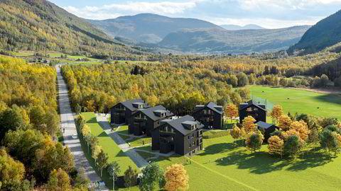 Flere av disse leilighetene i Grøndalen i Hemsedal ble solgt i mai og juni.