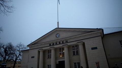 Oslo Børs steg svakt onsdag.